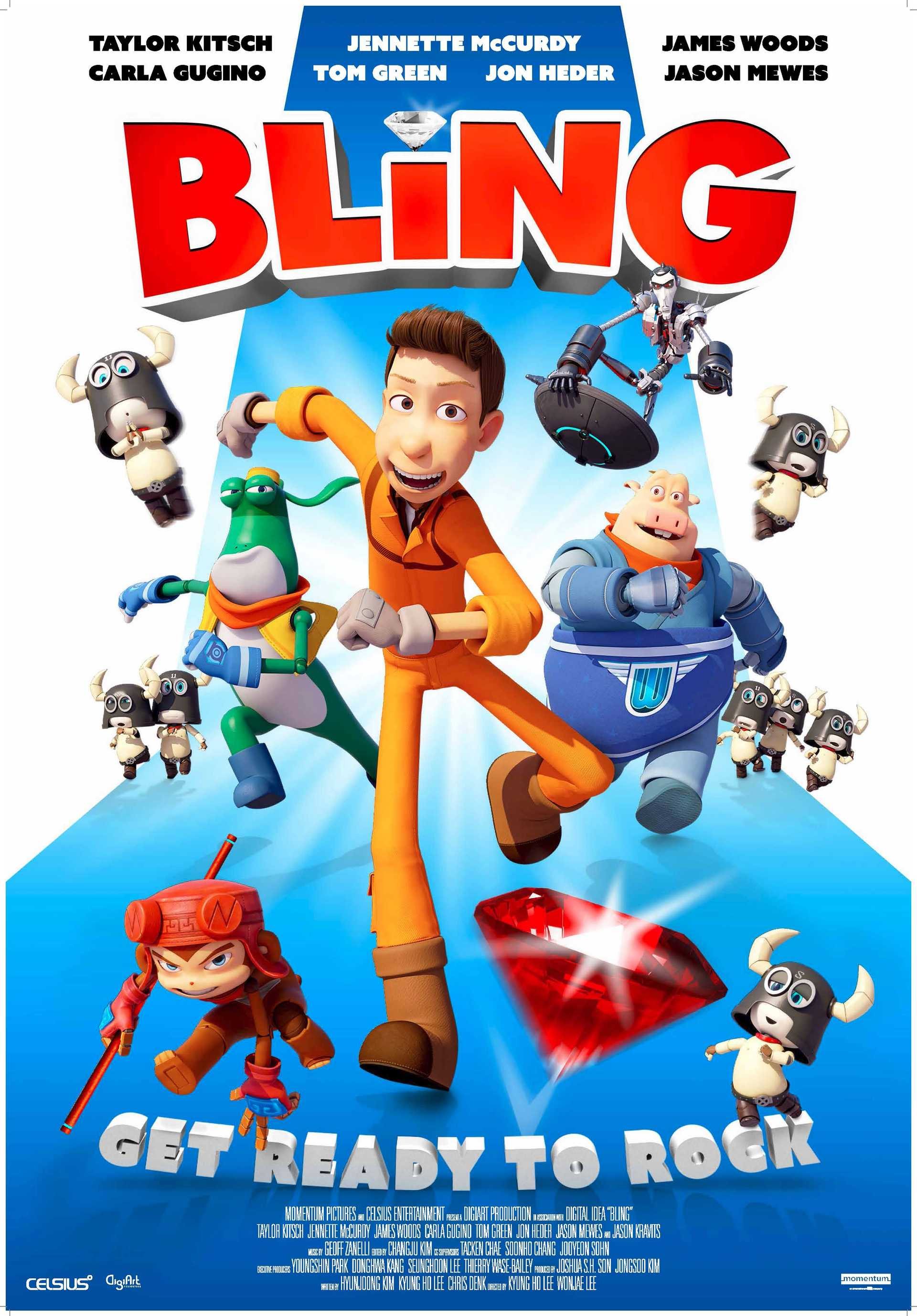 Bling | Celsius Entertainment | London | Film Sales and ...